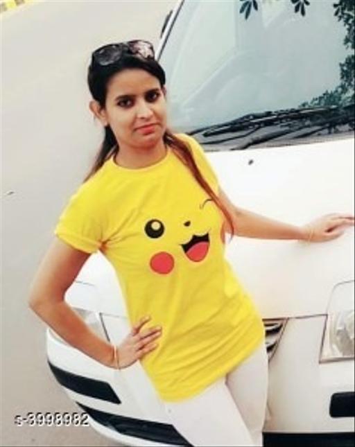 Trendy Women's Tshirt