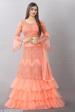 Aagam Alluring Women Lehenga