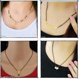 Allure Stylish Combo  Mangalsutra Combo  For Women