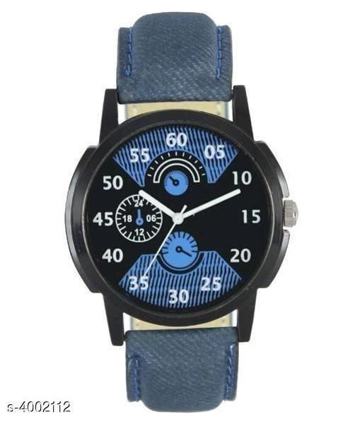 Attractive Men's Watches