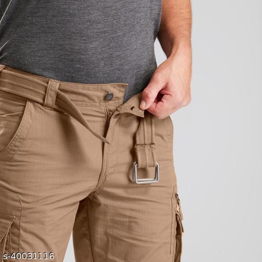 Casual Glamarous Men Trousers