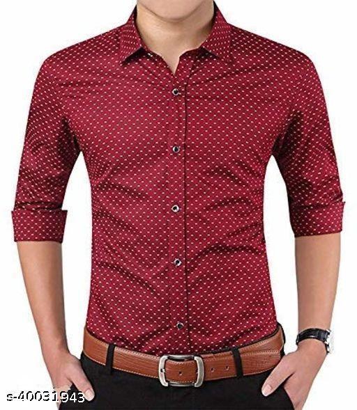 Fancy Partywear Men Shirts