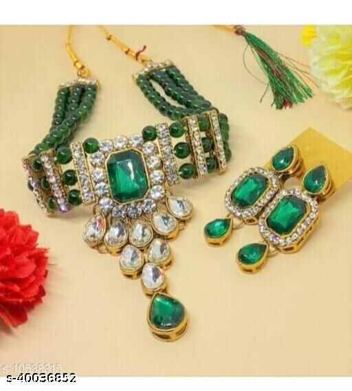 Feminine Chic jewellery set