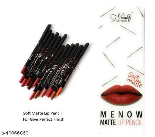 Lip Pencil set of 12 Color