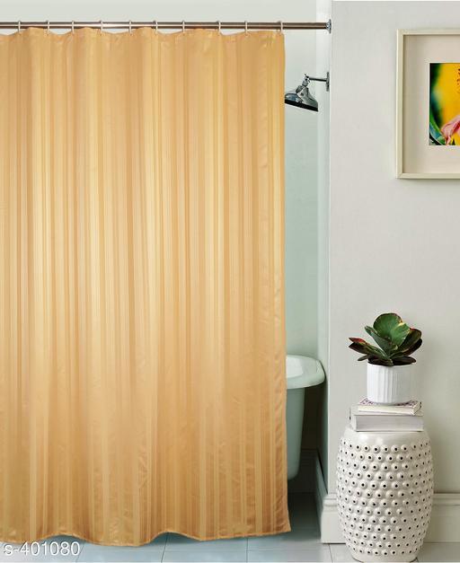 Stylish Polyester Shower Curtain