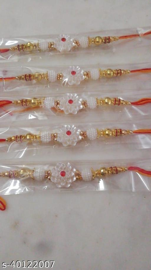 Twinkling Colorful Rakhi