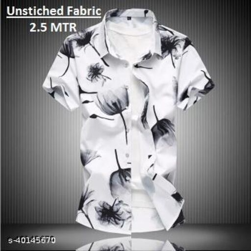CE Men shirt Fabric(Untiched)