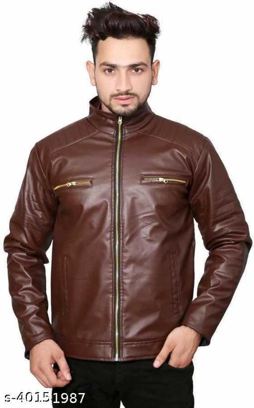 Trendy Glamorous Men Jackets