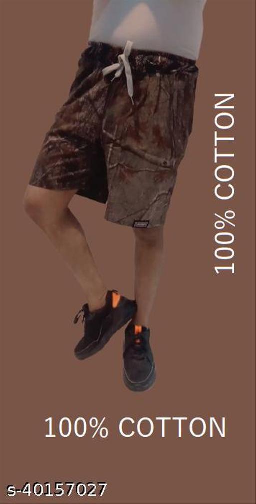 Fashionable Trendy Men Shorts