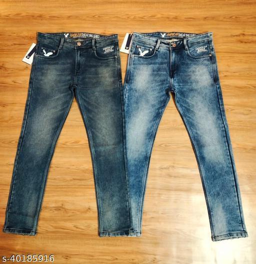 Fancy Latest Men Jeans