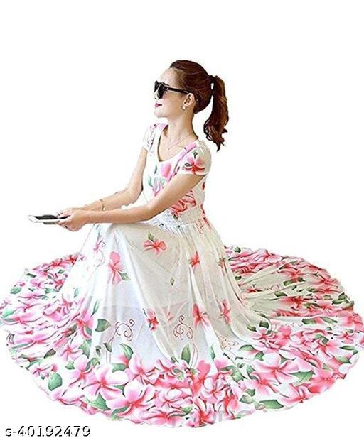 Trendy Feminine Women Gowns