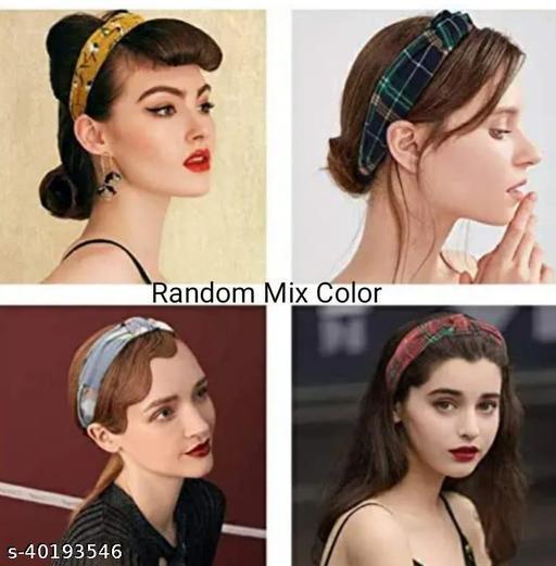 Shimmering Unique Women Hair Accessories