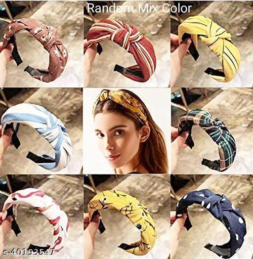 Attractive Women's   Multicolor  Head Band