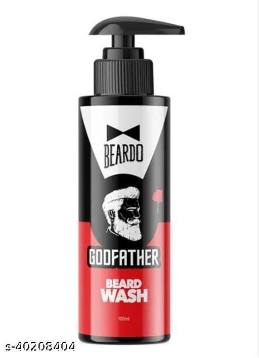 Godfather Beard Wash for Men Beardo - 100 ml