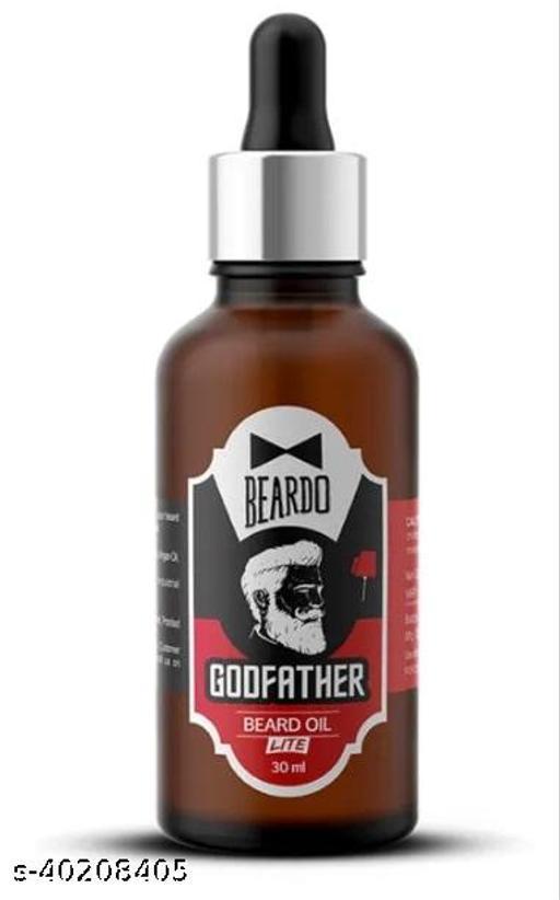 Godfather Beard Oil for Men Beardo - 30 ml