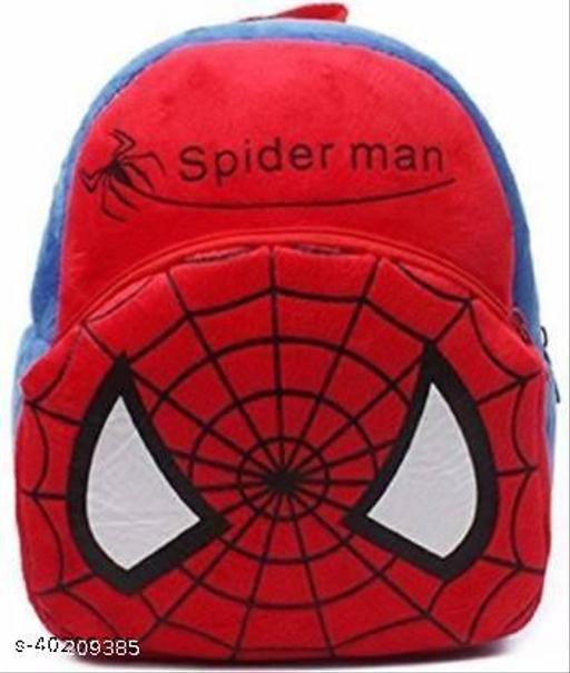 Funtoos SPIDER BAG Plush Bag(Multicolor, 10 L)