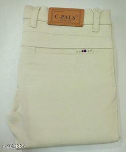 Comfy Cotton Men's Trouser