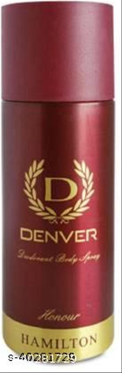 DENVER HONOUR Deodorant Spray - For Men(165 ml)