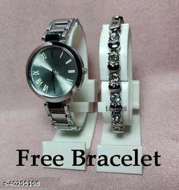 Shimmering Elegant Bracelet & Bangles