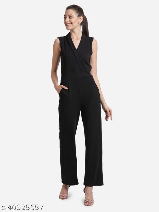 Cottonleaf present Woman's Stylish Partywear Jumpsuites