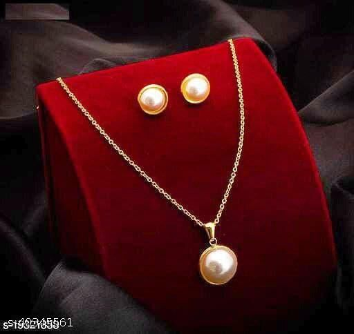 Allure Fancy Women Necklaces & Chains With Earrings