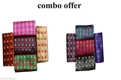 Combo Offer Blouse pieces