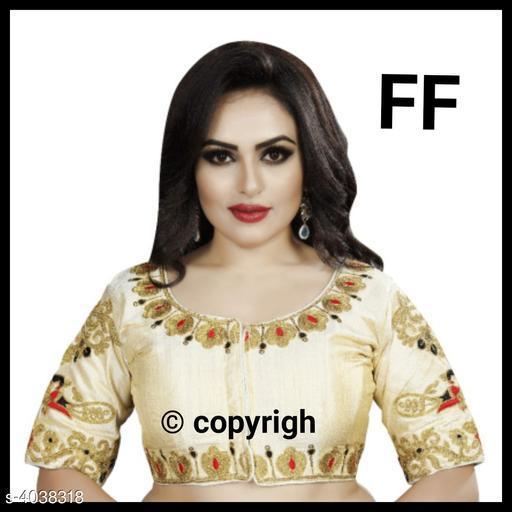 Trendy Malbari Silk Women's Blouse