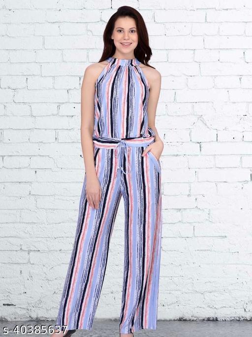 Multicoloured jumpsuit
