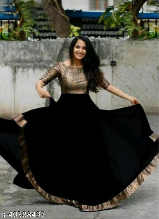 Trendy Fashionista Women Gowns