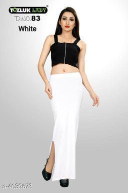 Comfy Cotton Lycra Women's Petticoat
