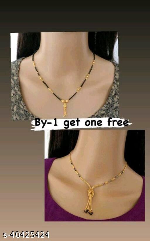 Shimmering Fusion Mangalsutras