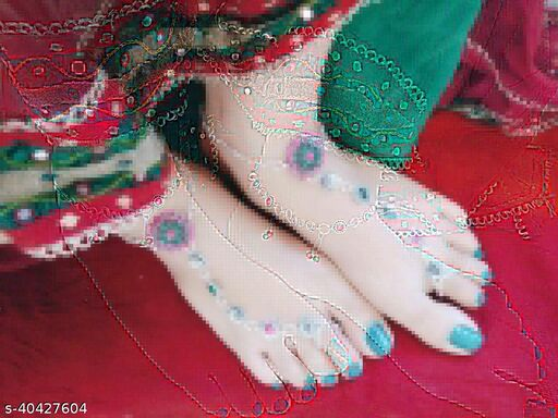 BEAUTIFUL ANKLETS SET