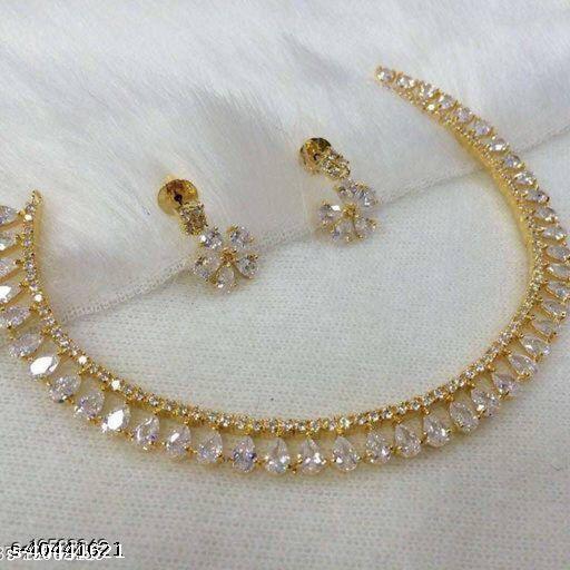 Allure Fancy Women Jewellery Set