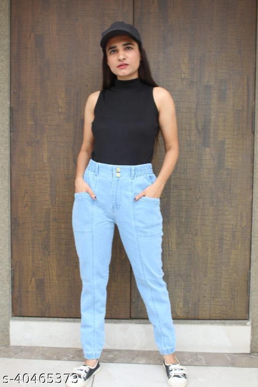women new look important denim free style jeans