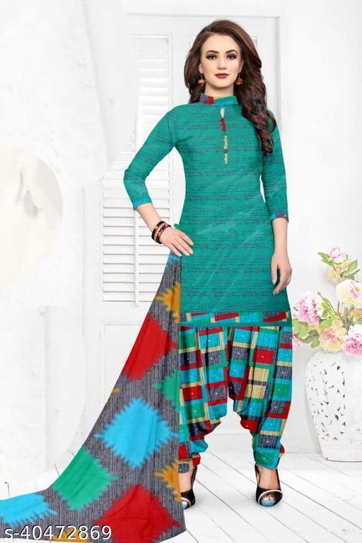 FANCY WOMEN UNSTICHED DRESS MATERIAL