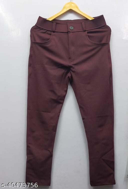 Designer Fashionista Men trouser