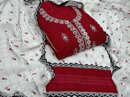 Alisha Pretty Salwar Suits & Dress Materials
