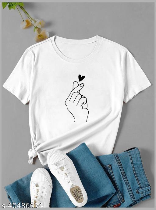Trendy Glamorous Women Tshirts