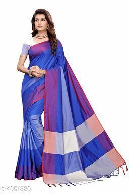 Latest New Designer Silk Saree