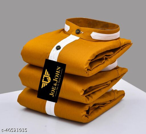 Trendy Glamorous Men Shirts