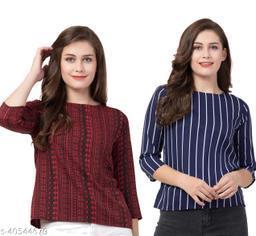 Fancy Latest Women Tops & Tunics