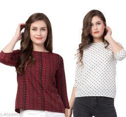 Stylish Elegant Women Tops & Tunics