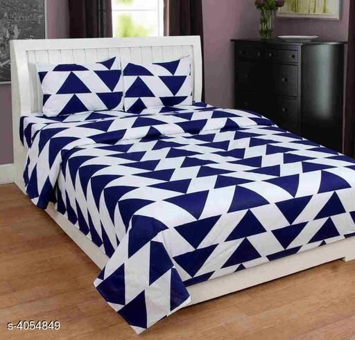 New Trendy Double Bedsheet