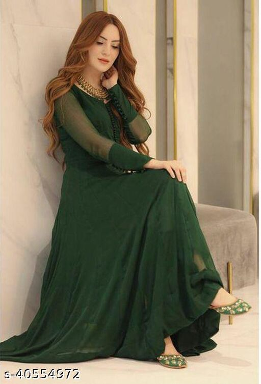 Classic Latest Women Gown