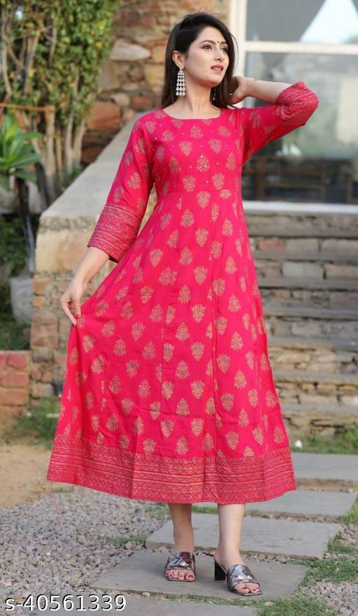 Trendy &  Stylish Womens Gown