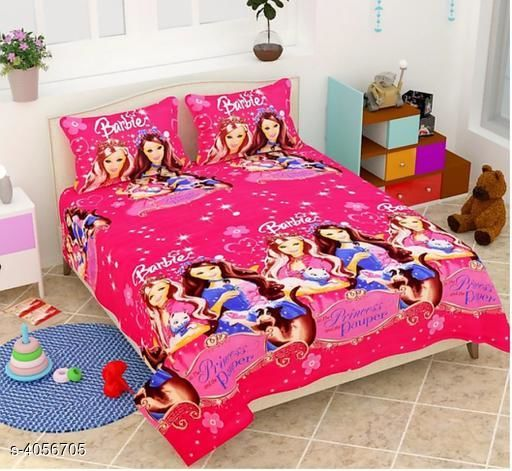 Classy Polycotton Double Bedsheets