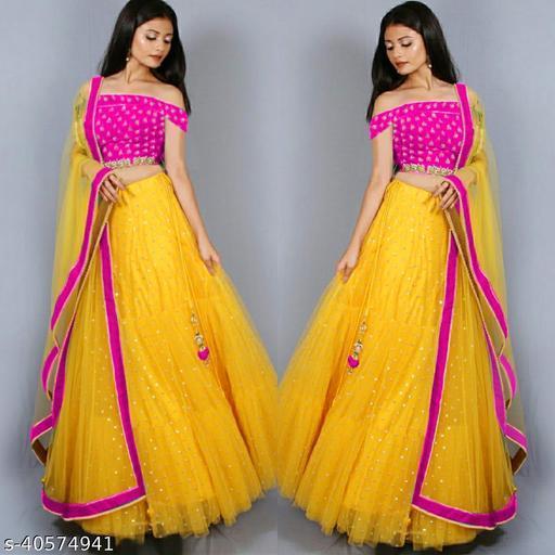 Aagyeyi Pretty Women Lehenga