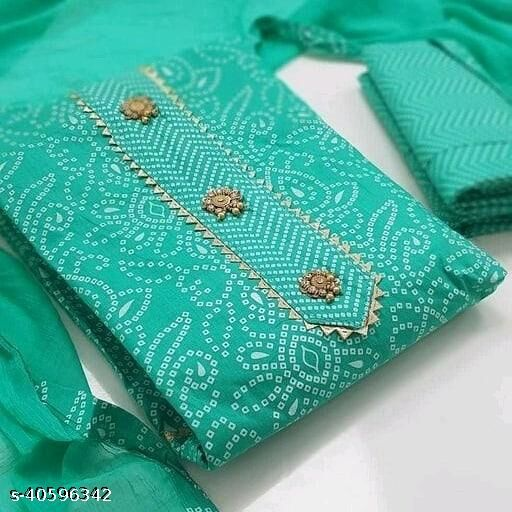 Jivika Drishya Semi-Stitched Suits