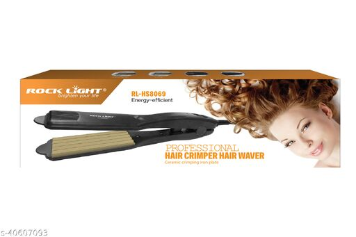 Fancy High grade Women Hair Styling Crimper for Crimping Hair Without Damage