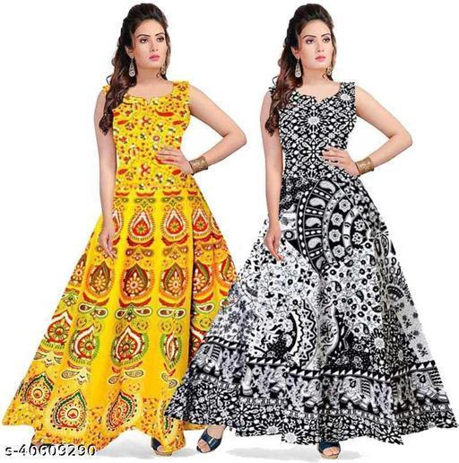 Stylish Graceful Women Gowns